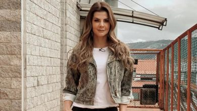 Candentes fotos de Carolina Cruz sin brasier