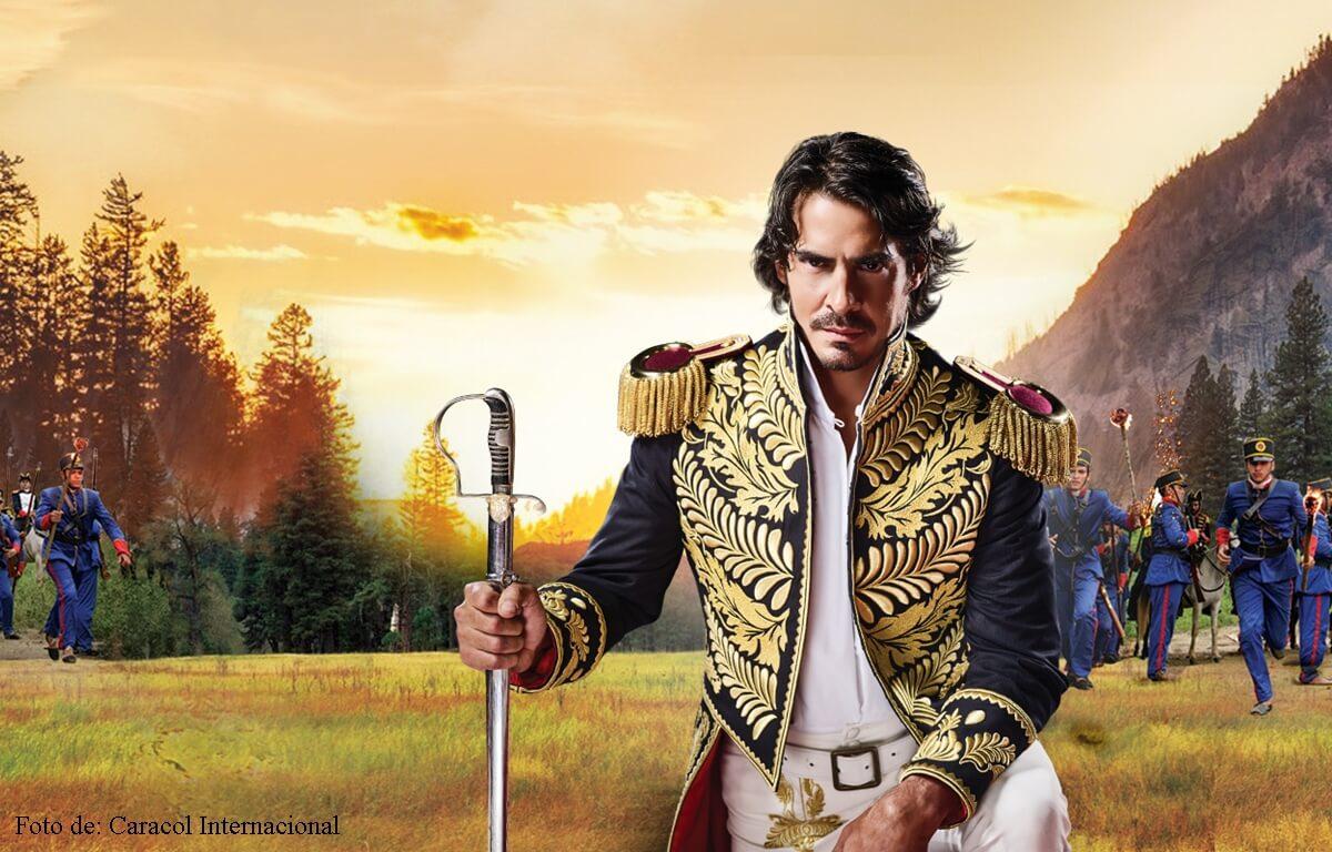Conoce al elenco de Bolívar, una lucha admirable