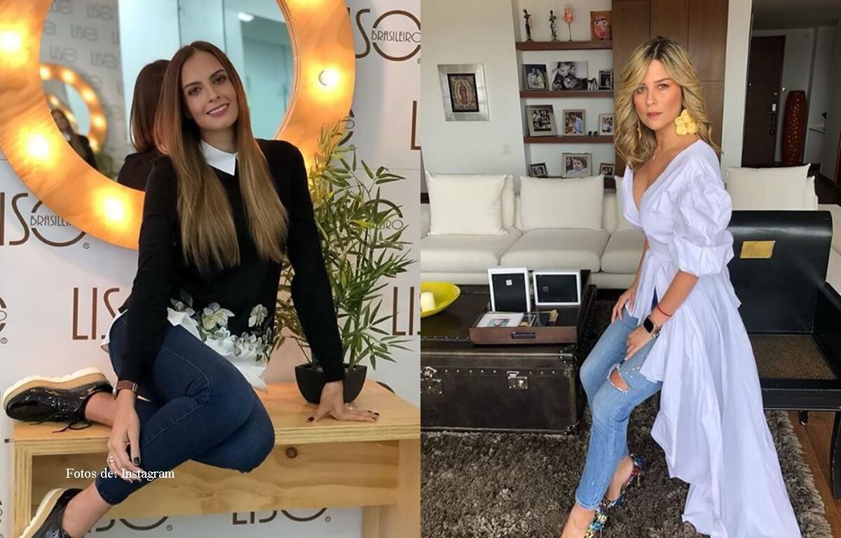 Críticas a Laura Acuña y Andrea Guerrero por su presentación