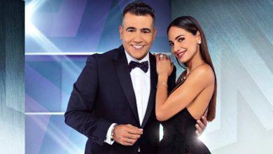 Curioso lío por beso de Carlos Calero con Valerie Domínguez