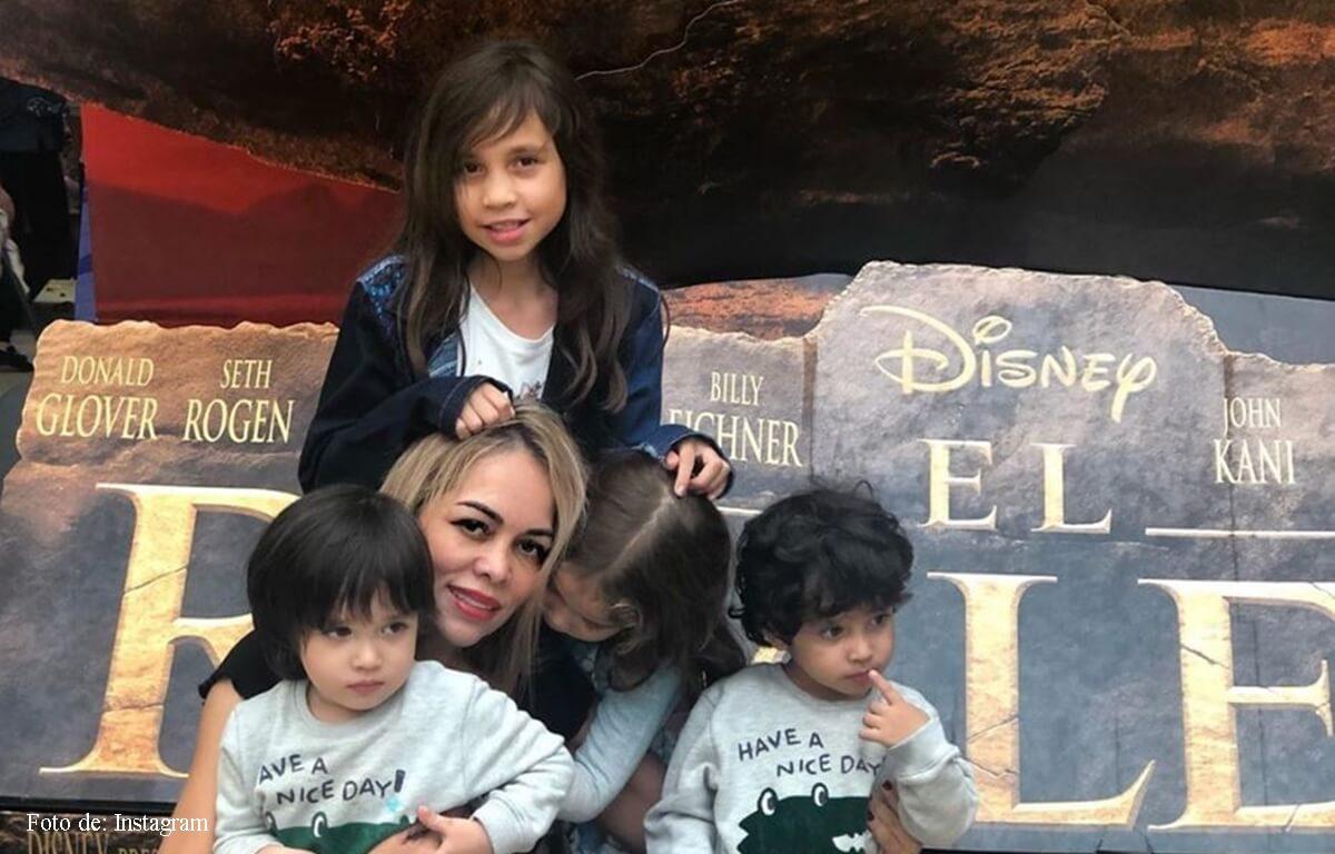 Difícil momento por el que están pasando los hijos de Jessi Uribe