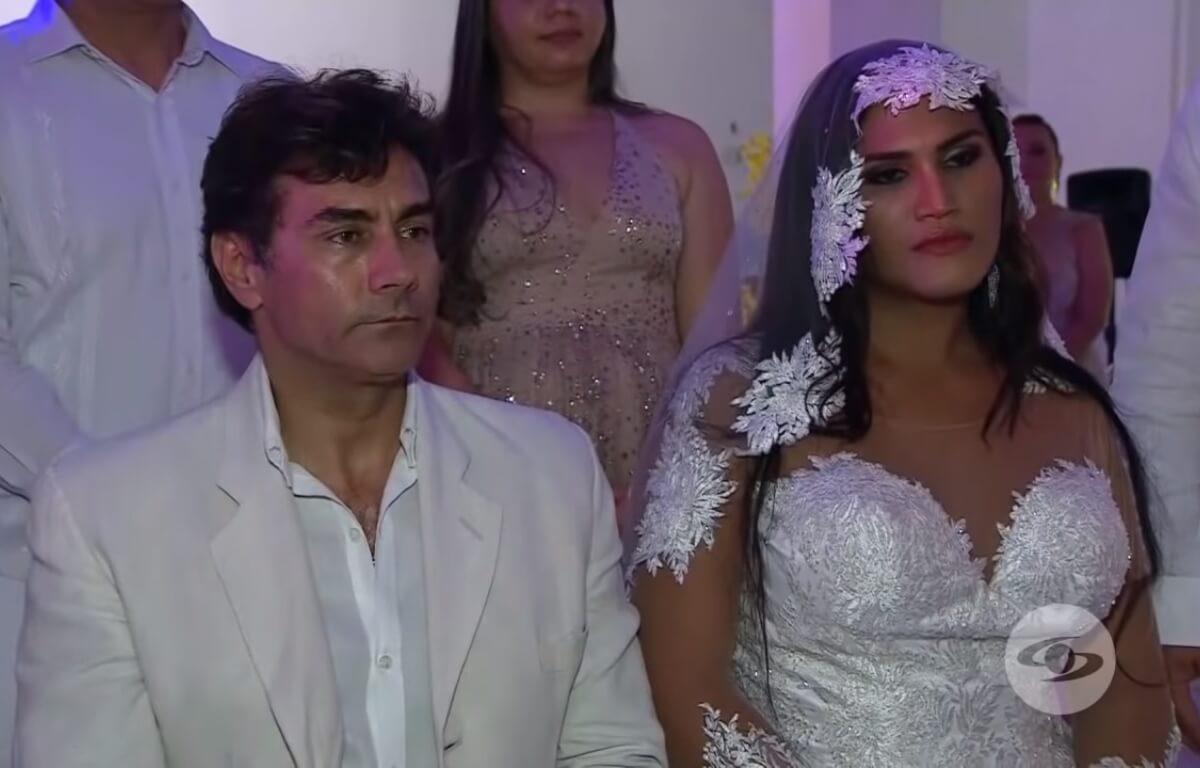 El matrimonio de Mauro Urquijo y María Gabriela Isler
