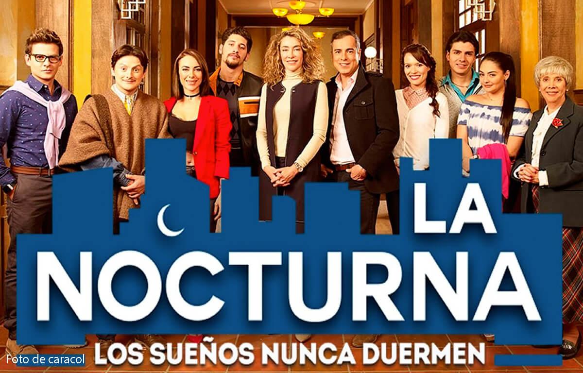 Ellos son los actores de La Nocturna 2