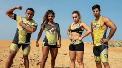 Fenix del Desafío 2019 encendió la redes con foto sin brasier