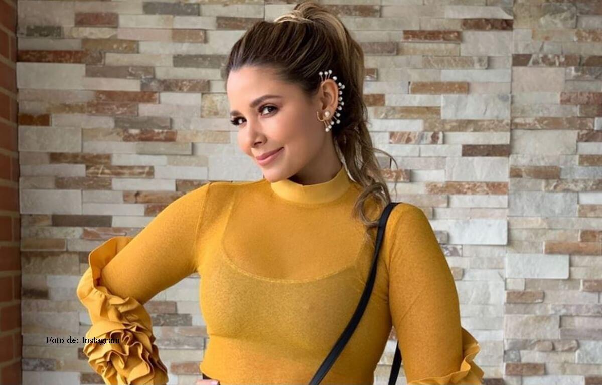 Melissa Martínez cautivó a sus seguidores haciendo ejercicio