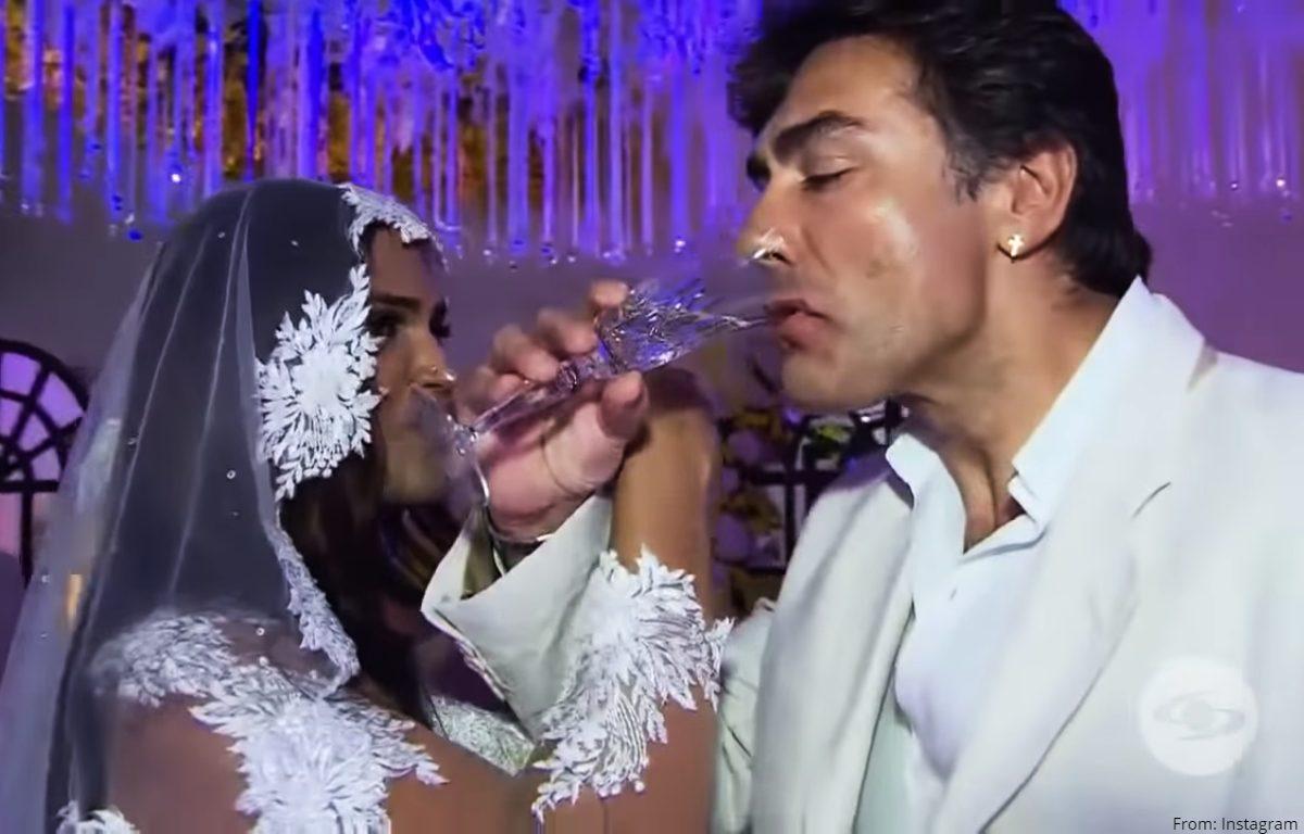 ¡Primer escándalo de Mauro Urquijo y Maria Gabriela Isler!
