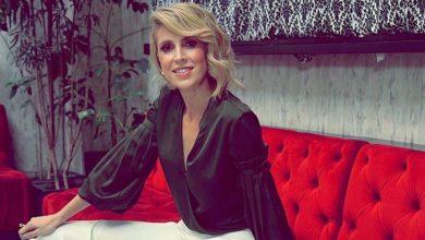 Alejandra Azcárate posó solo con una tanga en baño turco
