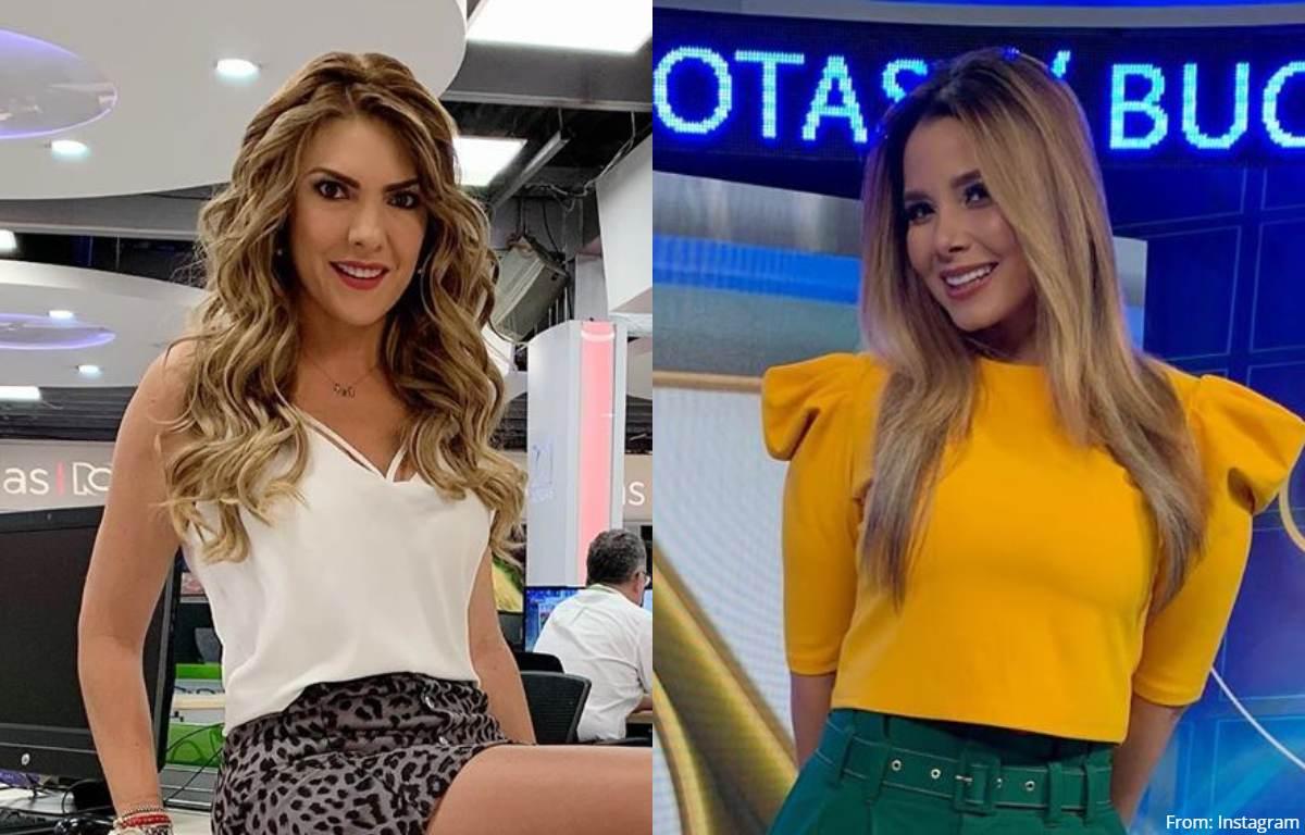 Burlas de Melissa Martínez sobre el aspecto de Ana Karina Soto en RCN