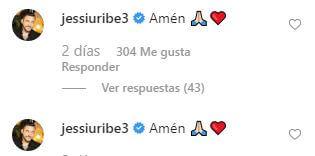 Comentario Jessi Uribe