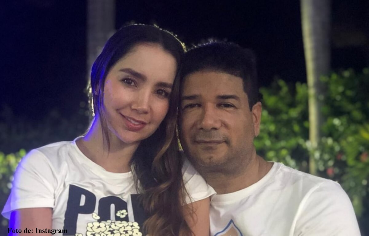 Incómoda situación de Paola Jara con Iván Calderón después de terminar