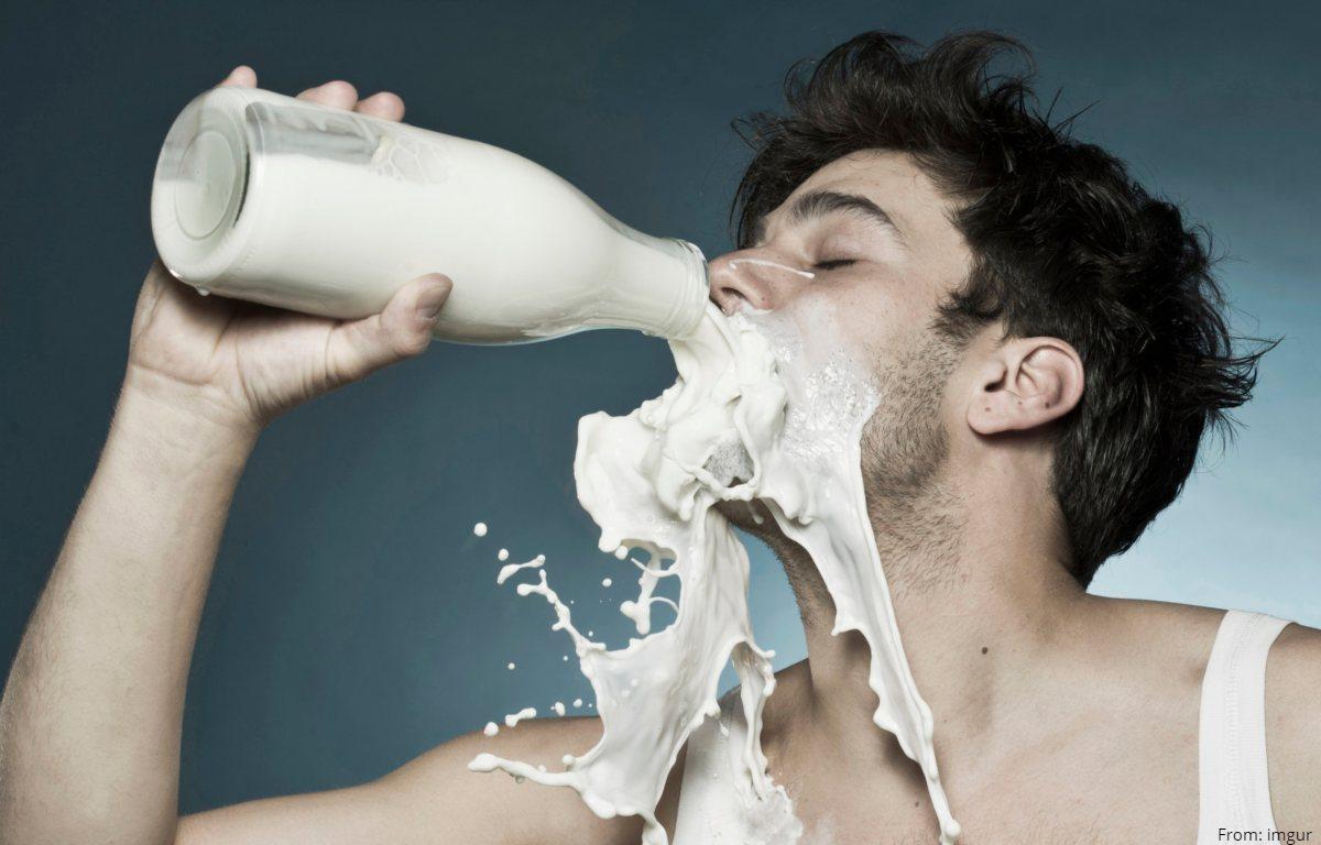Los verdaderos beneficios de tomar leche