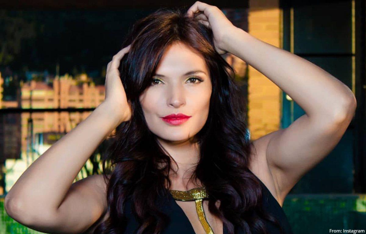 Margarita Reyes paralizó las redes con diminuto bikini