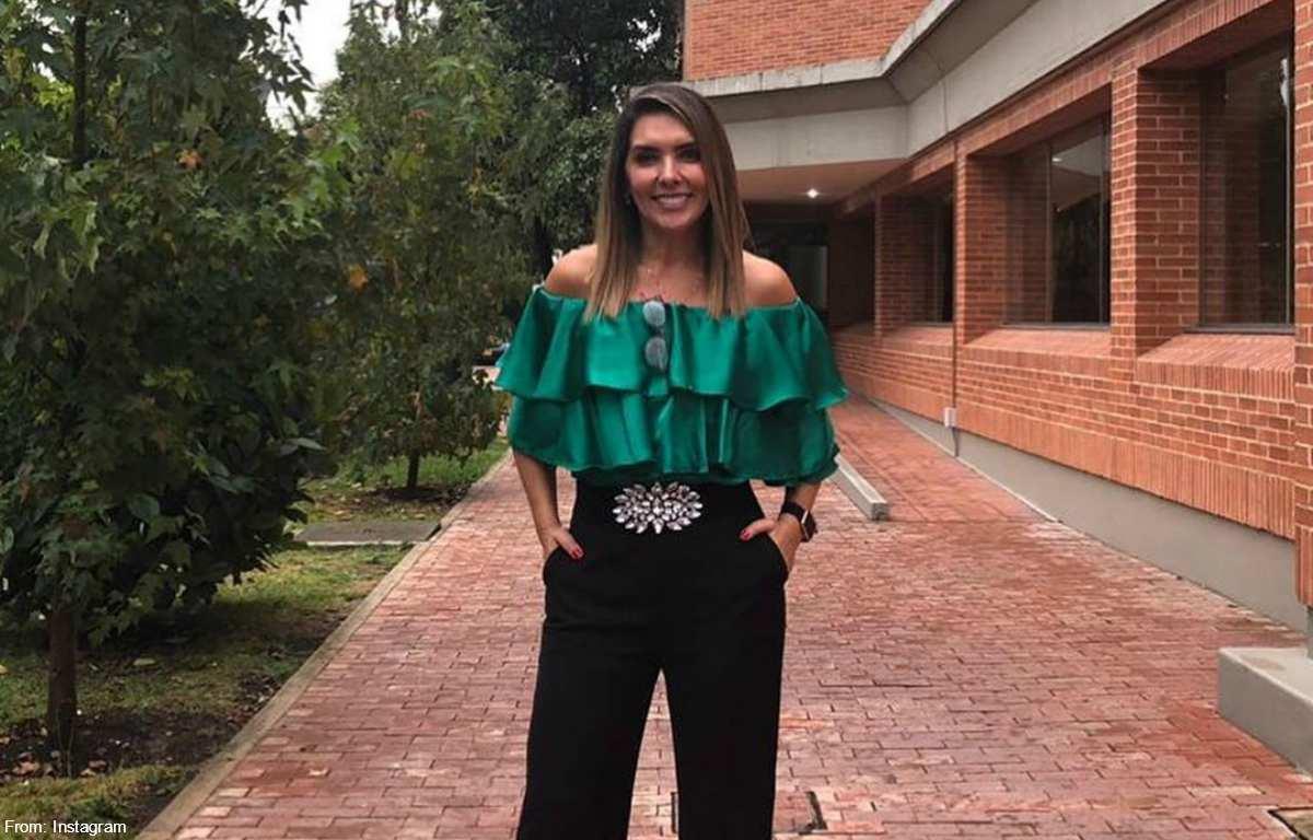 Mónica Rodríguez posó como nunca antes: ¡semidesnuda!