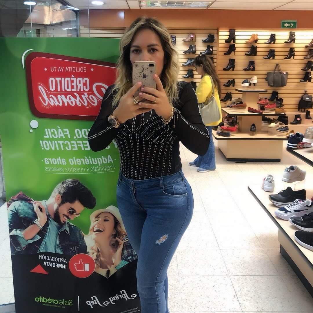 Cambio de look de Sandra Barrios
