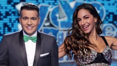 Valerie Domínguez y Carlos Calero ya no ocultan sus caricias