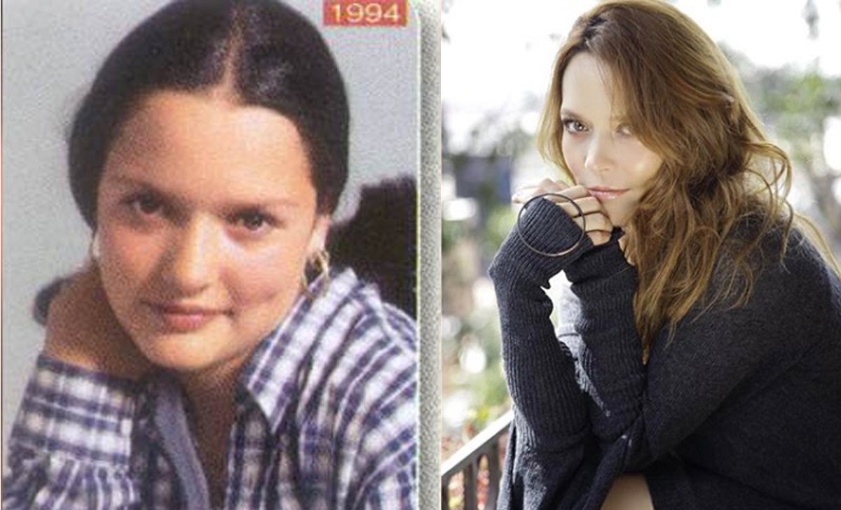 Antes y después de Violetta