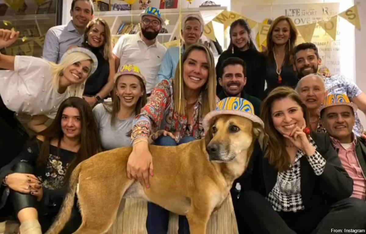 Críticas a Mónica Rodríguez por supuesta fiesta para su perra