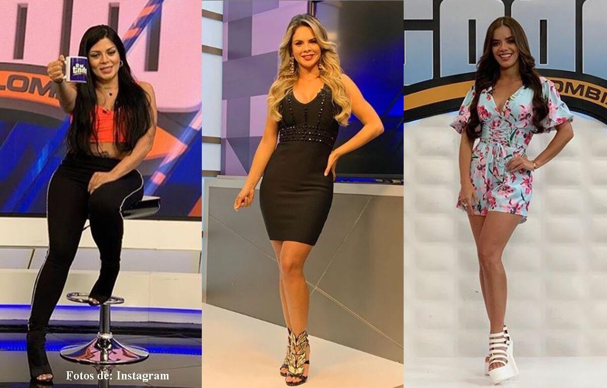 Disfraces de las presentadoras de Lo sé todo 2019