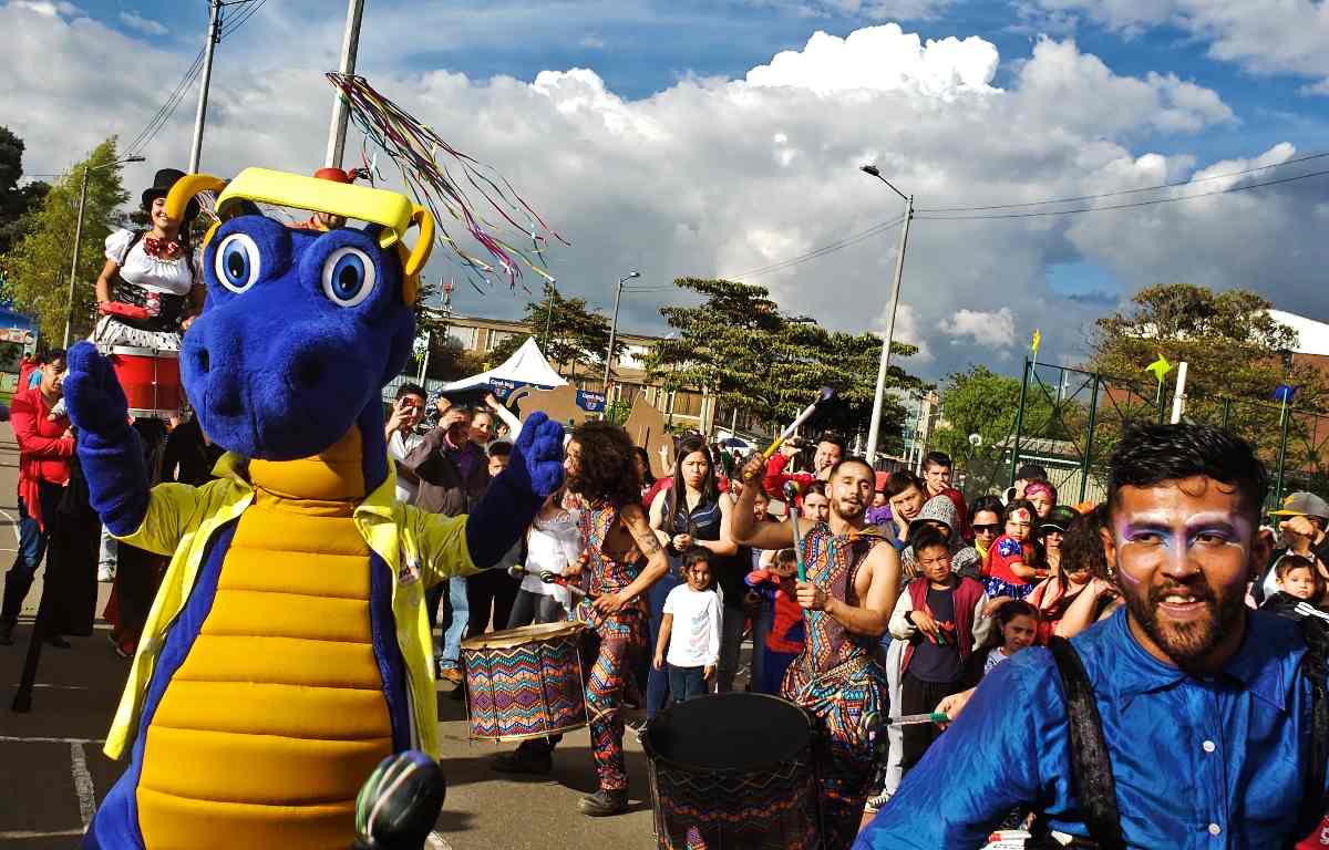 Fiesta inolvidable de la Familia Candela con el Festi Kids