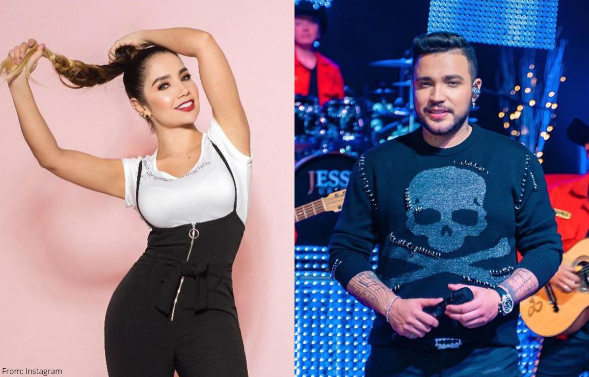 Paola Jara huyó a pregunta sobre viaje a Disney con Jessi Uribe