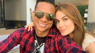 Sara Uribe le hizo el feo a Fredy Guarín con mensaje para Navidad