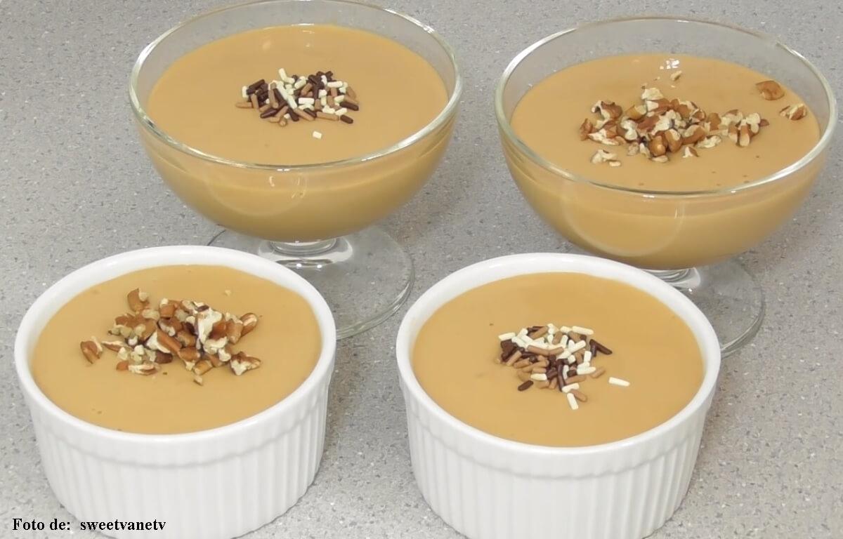 3 recetas de natilla sin huevo fáciles de preparar