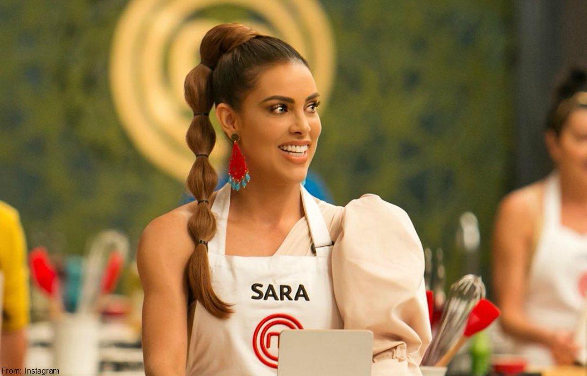La verdadera razón de la salida de Sara Corrales en MasterChef