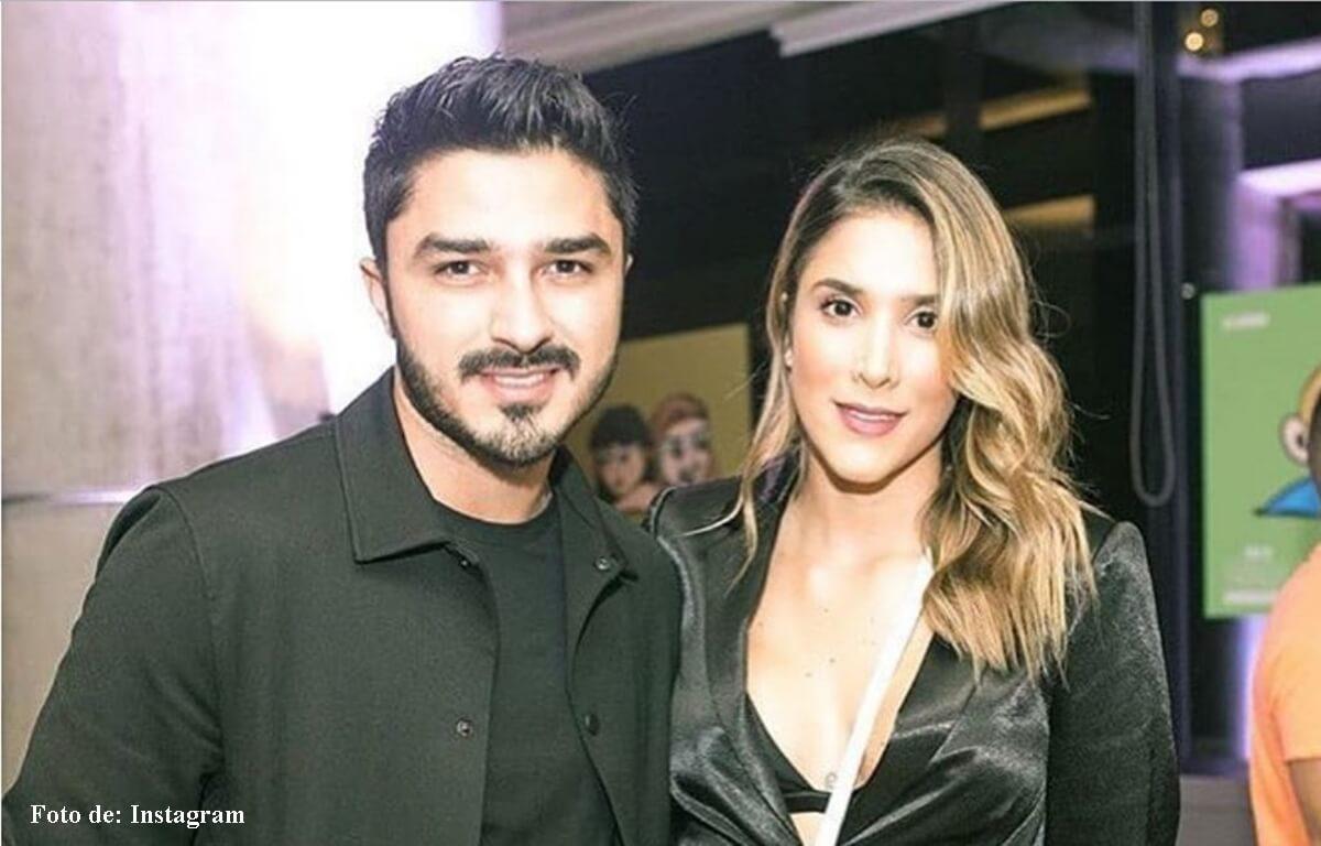 Las fotos que aún tiene el novio de Daniela Ospina con su ex