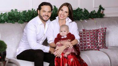 Las vacaciones de Paula Andrea Betancur con su hija Fátima