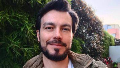 """Luciano D'Alessandro se mostró """"sin dientes"""" por travesura"""