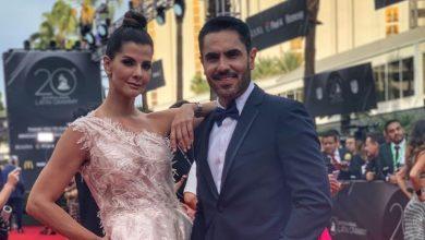 Polémico beso de Carolina Cruz y Lincoln Palomeque