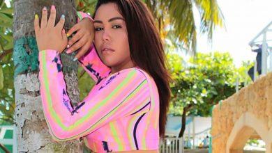 Yina Calderón se cansó de críticas y se modificó con Photoshop