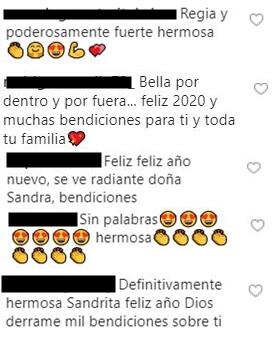 Comentarios a Sandra Barrios