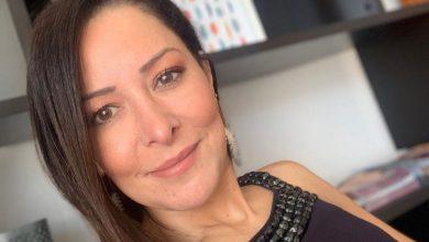 Flavia Dos Santos luce irreconocible en foto de hace 30 años