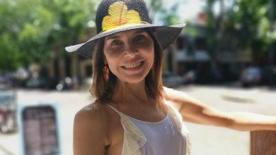 Lorena Meritano reveló fotos en bikini de cuando tenía 15 años