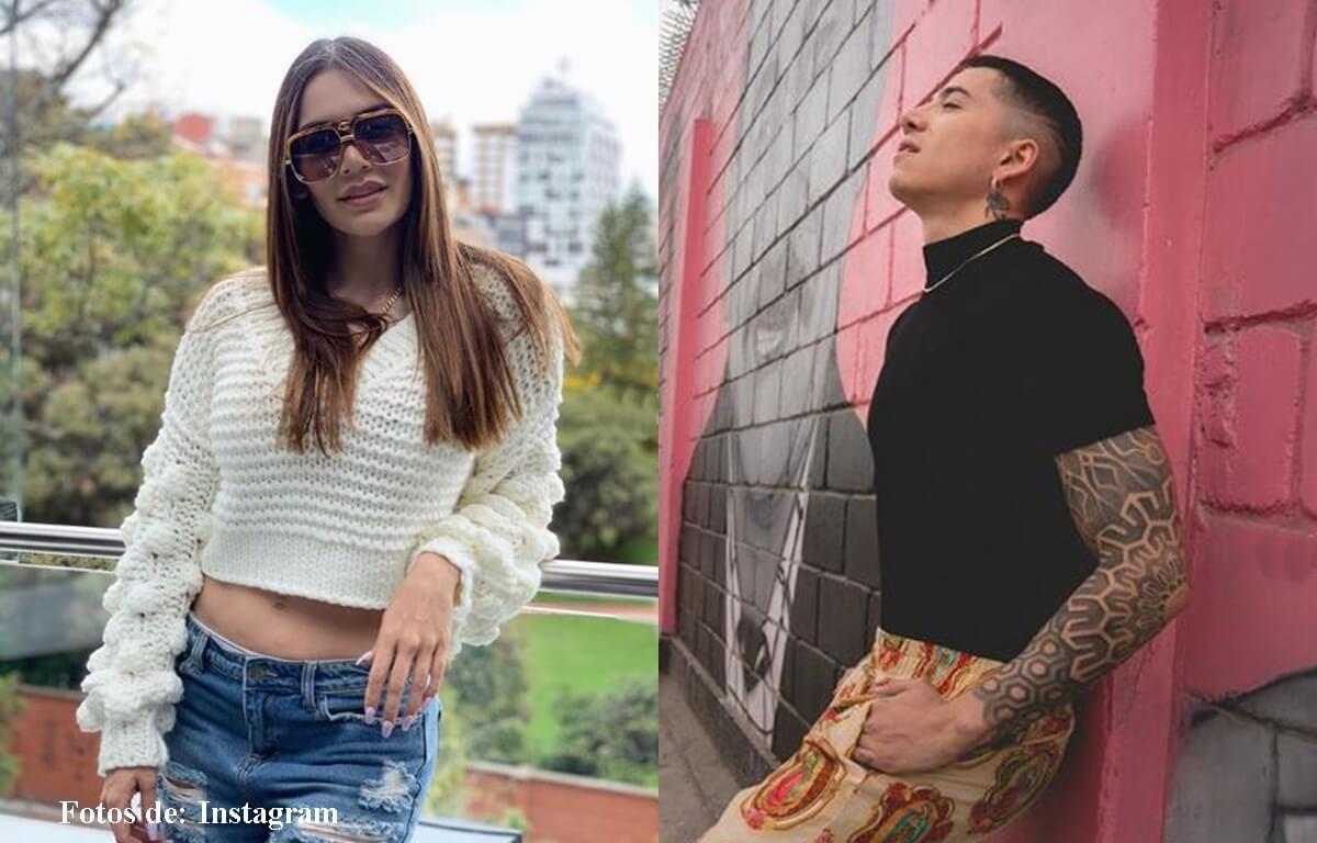 A Jhonny Rivera le preguntaron por Andy Rivera y Lina Tejeiro