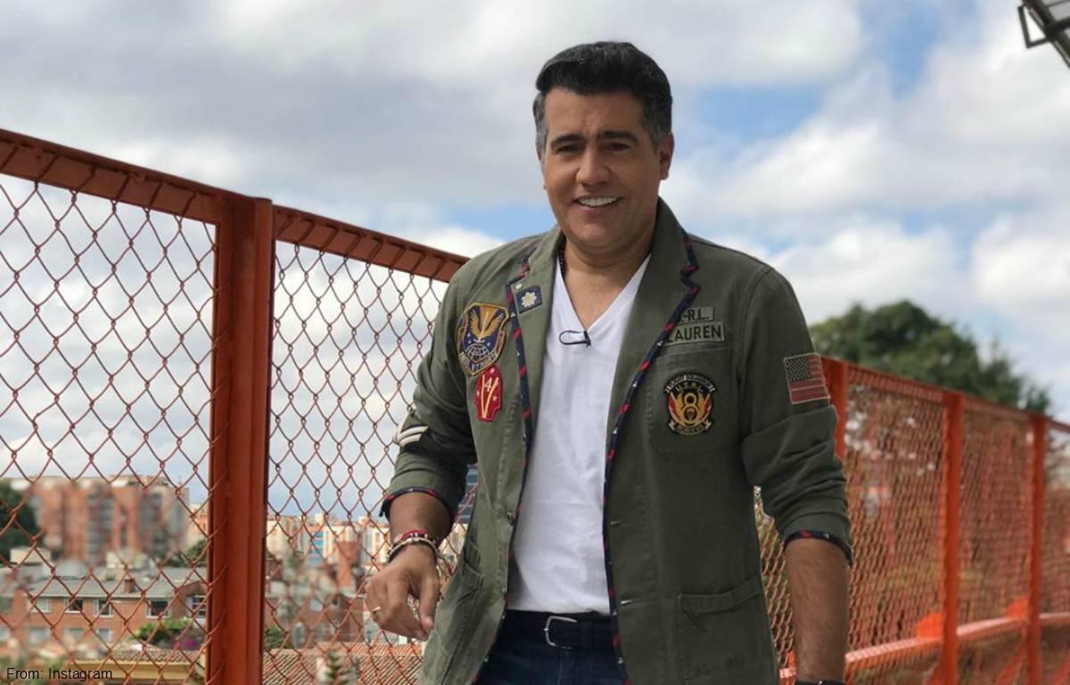 Carlos Calero recibió piropo muy pasado de tono que le agradó