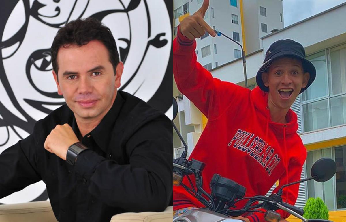 "Jhonny Rivera defendió a 'La Liendra' por ""agrandado"""