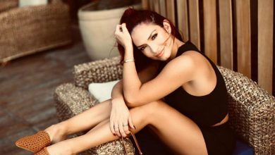 Kimberly Reyes presumió nalgas pero la critican por Photoshop