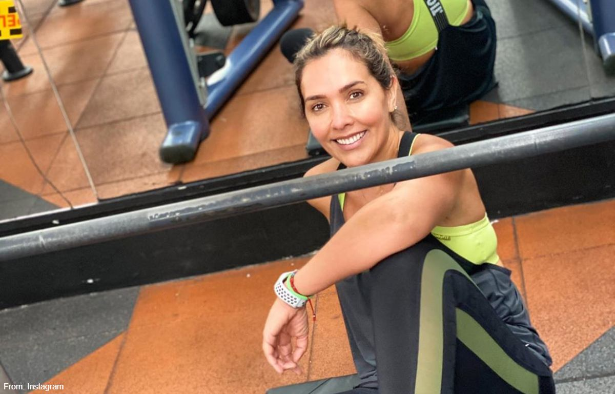 Mónica Rodríguez lanzó fuerte indirecta a sus amigas por amor