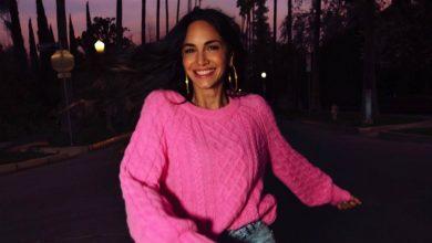 Valerie Domínguez insiste en que no utiliza extensiones