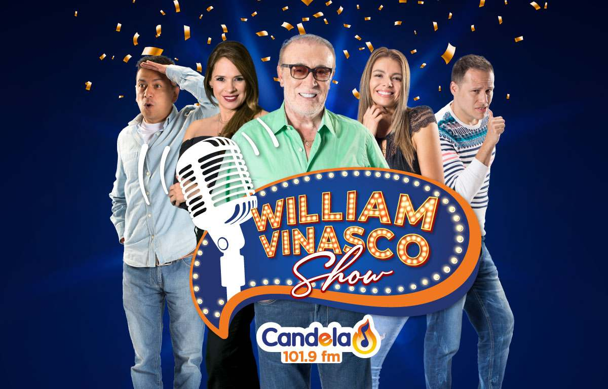 'William Vinasco Show' 18 de febrero de 2020