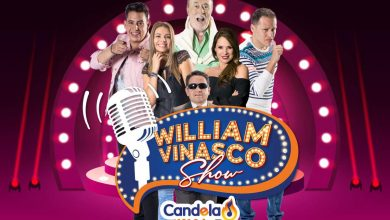 William Vinasco Show 3 de febrero de 2020