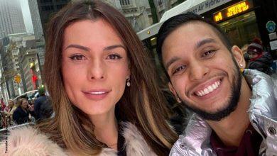 Danna Sultana y Esteban Landrau espera su primer hijo
