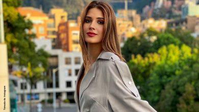 Exseñorita Colombia muestra talento que pocos conocían