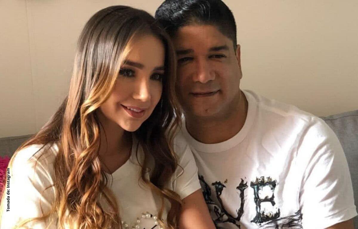 Iván Calderón escribe canción inspirada en Paola Jara
