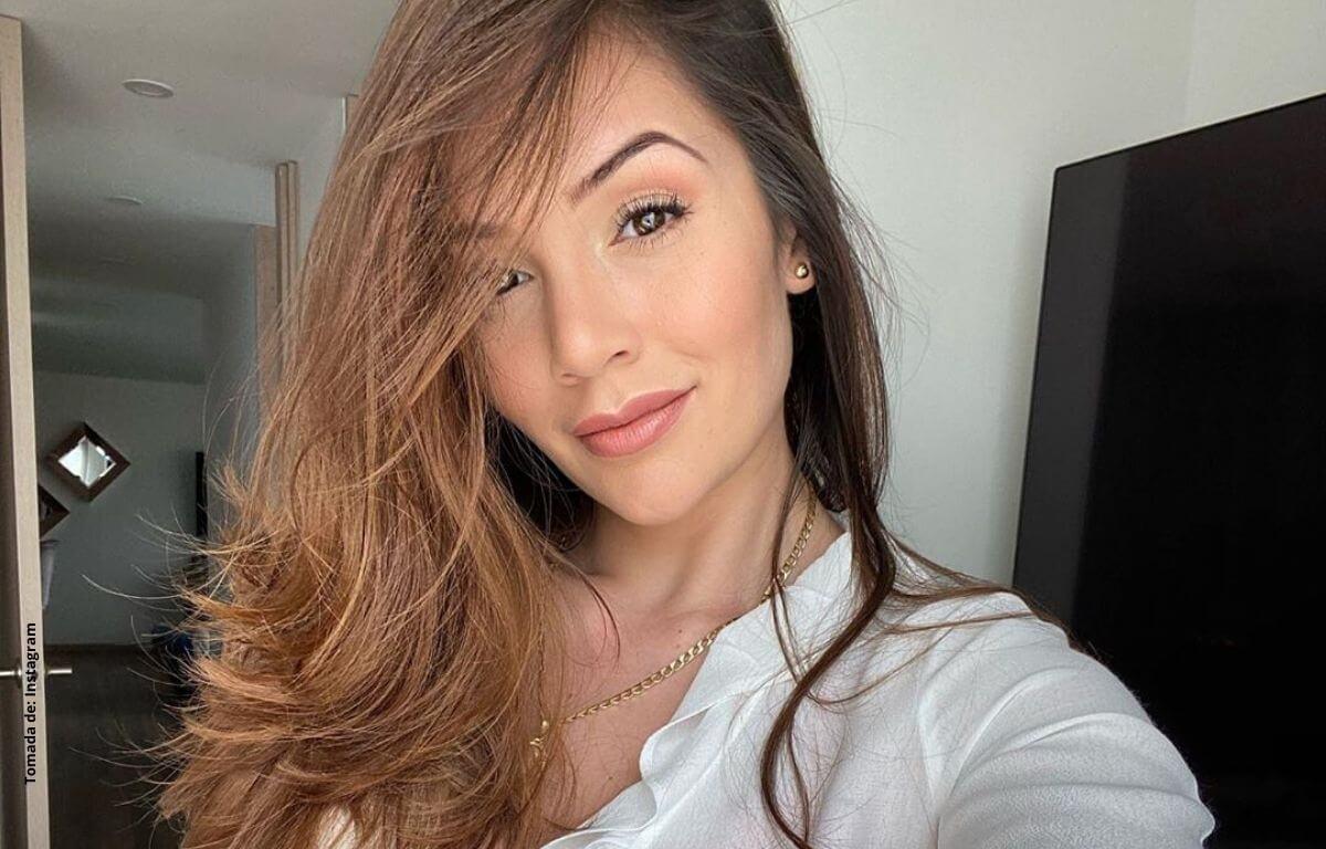 Lina Tejeiro y su impactante talento que pocos conocían