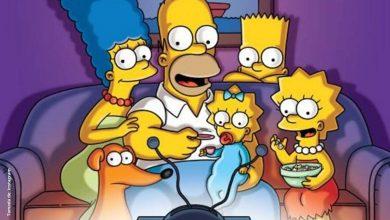 Los Simpson predijo el coronavirus 30 años antes