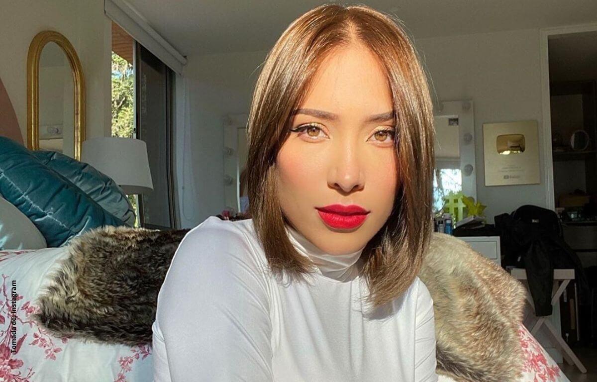 Luisa Fernanada W comparte video cantando y es criticada