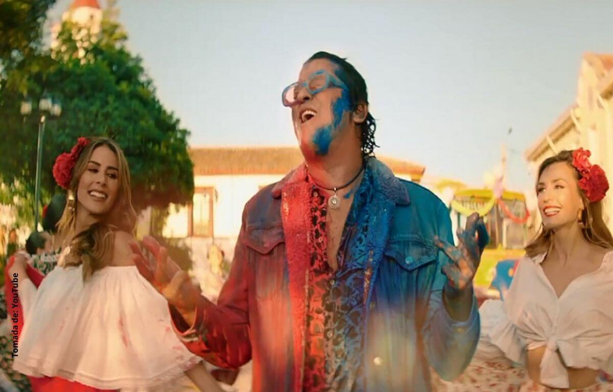 No Te Vayas: El nuevo sencillo de Carlos Vives